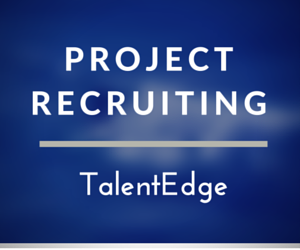 project recruitung